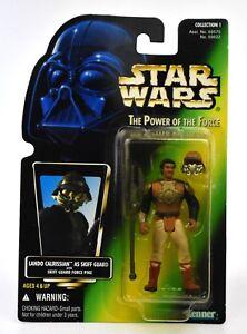 Star-wars-poder-de-la-fuerza-Lando-Calrissian-Skiff-Guardia-como-figura-de-accion