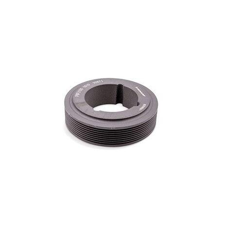 200J16-2517 J Section 2.34mm Poly V Belt Pulley 200mm Diameter 16 Ribs