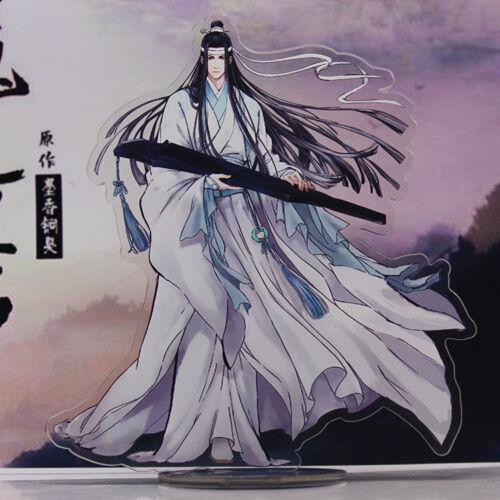 New Grandmaster of Demonic Cultivation Lan Wangji Wei Wuxian BL Acrylic Stand P