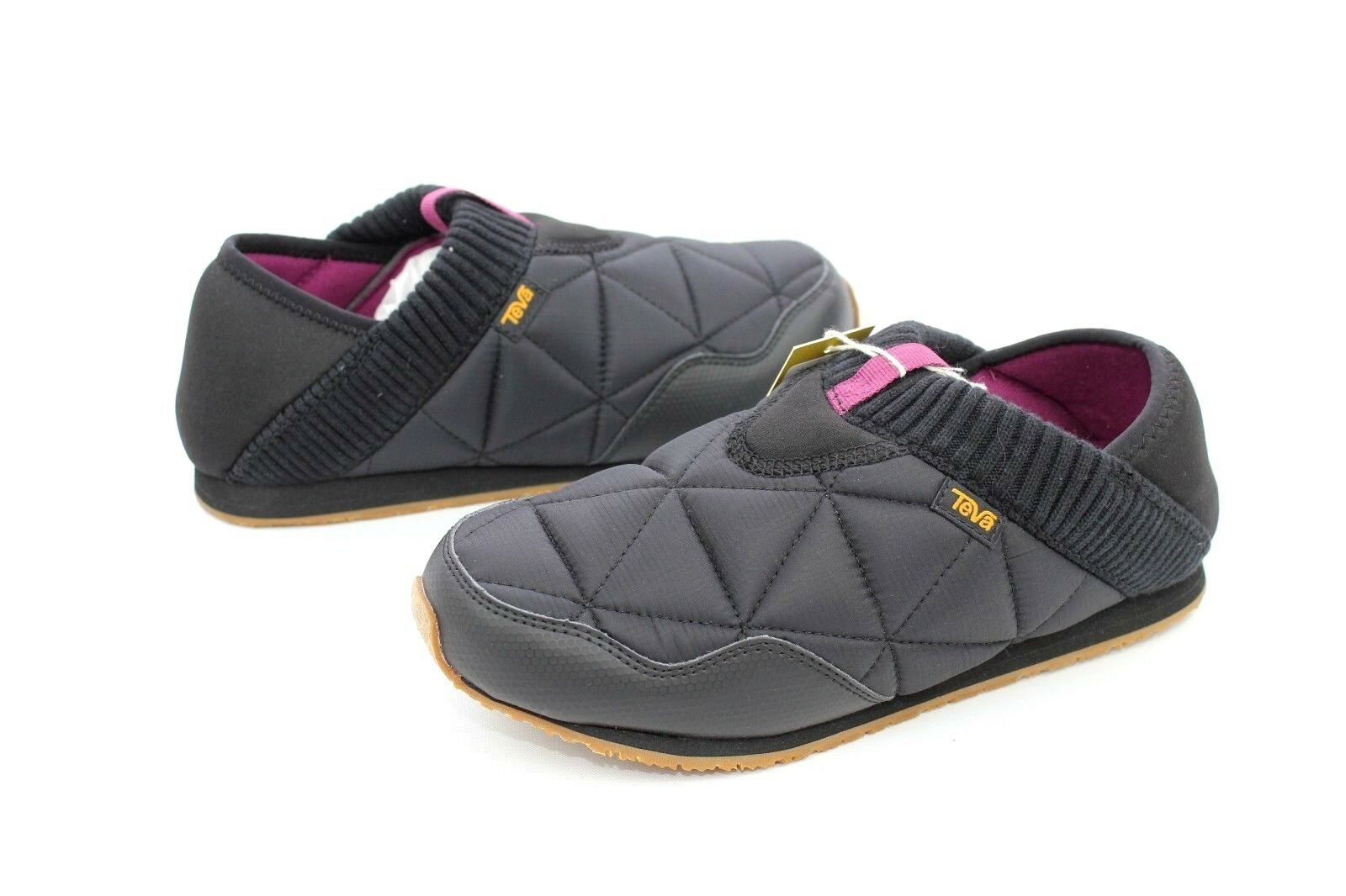 TEVA EMBER MOC RIPSTOP OUTDOOR SHOES BLACK SIZE 6 WOMENS WOMENS WOMENS US e76daa