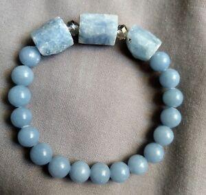 Celestite-raw-and-Angelite-bracelet-crystal-healing-spiritual-support