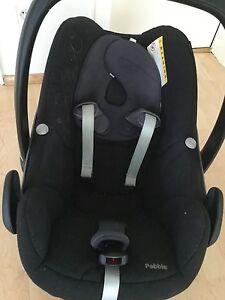 Auto-kindersitze Humor Maxi-cosi Pebble Total Black Babyschale Kindersitz Reisen Baby