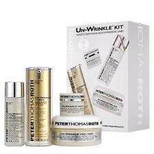 Peter Thomas Roth Un-Wrinkle 4 PC Kit $163 value! Never Opened