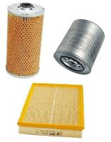 Bmw E28 524td 1985-1986 Oil Air Fuel Filters Tune Up Kit High Quality on Sale