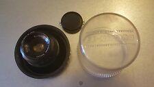 Nikon El-Nikkor 1:4 50mm with CP-2 case
