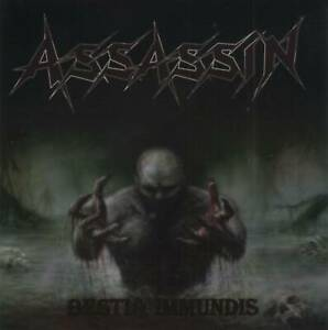 ASSASSIN-BESTIA-IMMUNDIS-2020-German-Thrash-Metal-CD-Jewel-Case-by-Fono-GIFT