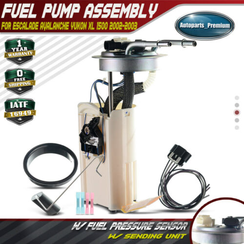 Fuel Pump Assembly for Cadillac Escalade ESV Chevrolet GMC V8 5.3L 6.0L 02-03