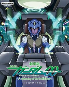 Blu-Ray-Movil-Suit-Gundam-00-un-Wakening-Of-The-Trailblazer-4k-Muy-HD
