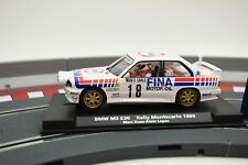 FLY 038102 BMW M3 E-30 RALLY TOUR DE CORSE 1971 NEW 1//32 SLOT CAR IN DISPLAY