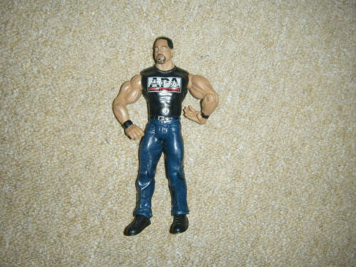 WWE WRESTLING ACTION FIGURE CLASSIC SERIES JAKKS TNA MARVEL ELITE MATTEL WWF WCW