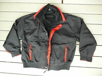 Men's All Season Triple Jacket Nylon Fleece Liner Black Xl 2x 2xl