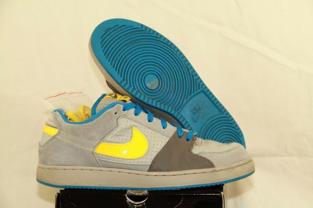 Nike SB Zoom Team Edition 311665-031 Barcelona 9.5