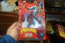 Marvel Legends Universe WATER WEBS SPIDER-MAN - Toy Biz Classics Super Poseable