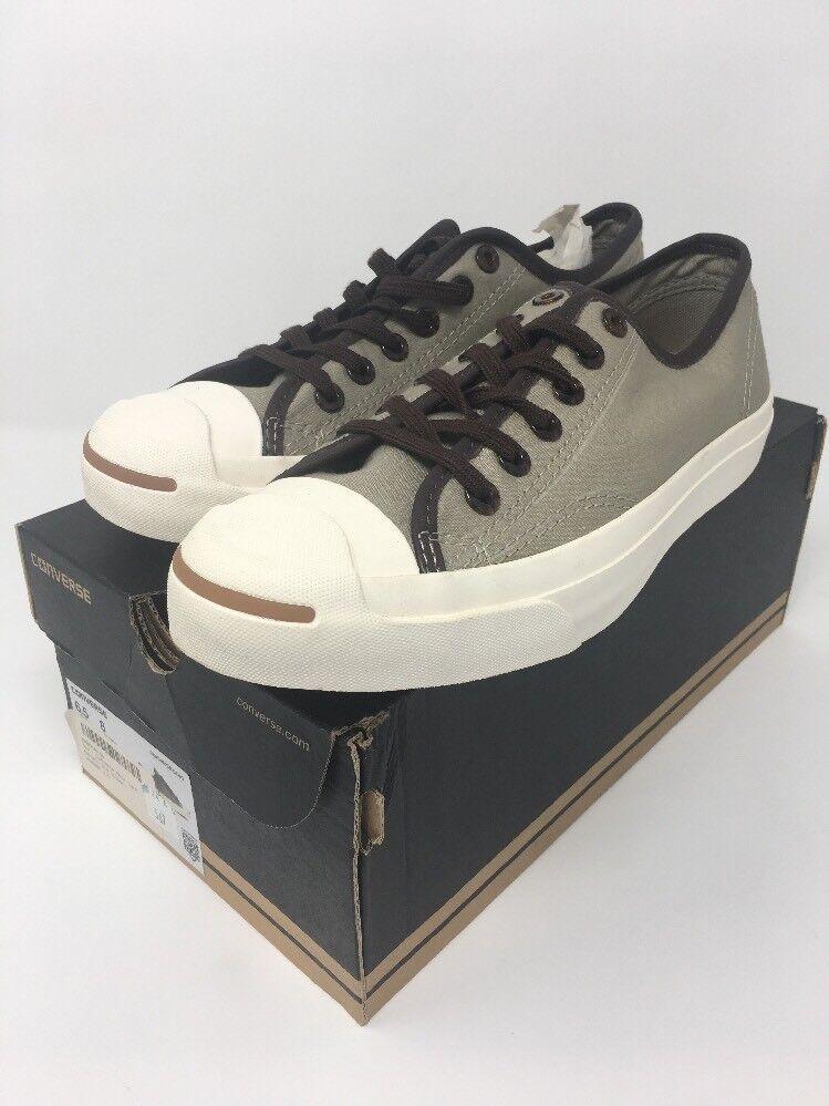 CONVERSE Schuhe JACK PURCELL OXFORDS CANVAS Schuhe CONVERSE SIZE  Herren 6.5 Old Silver d4a787