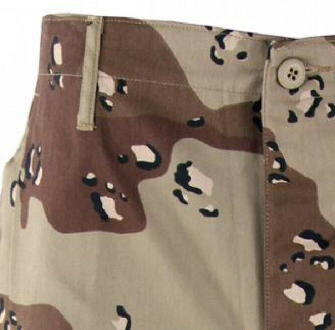US Army 6 Farbe DCU Desert Combat Wüstentarn Hose pants pants pants trousers SL Small Long dae130