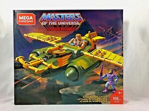 Mega-Construx-Masters-of-the-Universe-Wind-Raider-Attack-198pcs-NEW