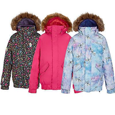 Burton Twist Jacket Kinder Snowboardjacke Winterjacke Skijacke Jacke Mädchen NEU   eBay