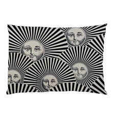 "FORNASETTI MOUTH LIPS Zippered Pillow Case 16""x 24"" - 2 sides Cushion Cover #8"