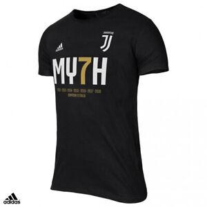 Juventus Maglia MY7H Celebrativa 36 Scudetto Maglietta Campioni 2017-2018 Uomo