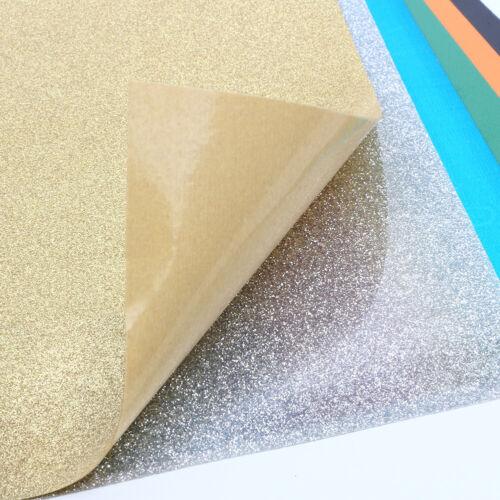 Heat Transfer Vinyl 20 Pack Assorted Colors  HTV Iron on Vinyl Sheets DIY Craft