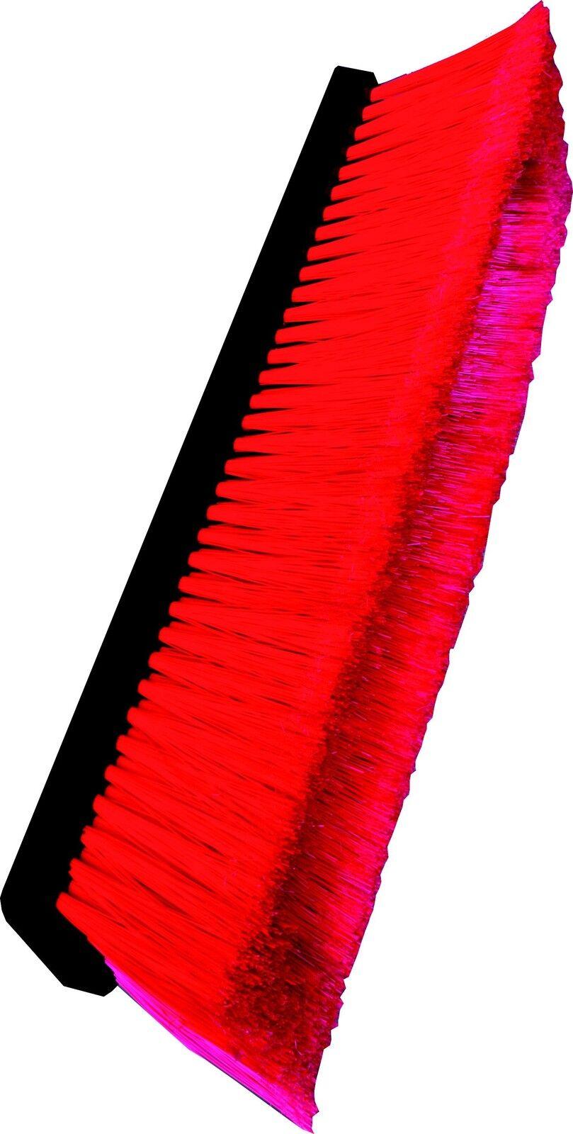 Lewi qleen 71008 solaire Brosse 60 cm Rouge Brosse Lavage Brosse pour nettoyage solaire