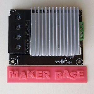Imprimante 3D Pièces De Chauffage-Contrôleur MKS MOSFET Pour Chauffer Lit/Extrudeuse MOS Module