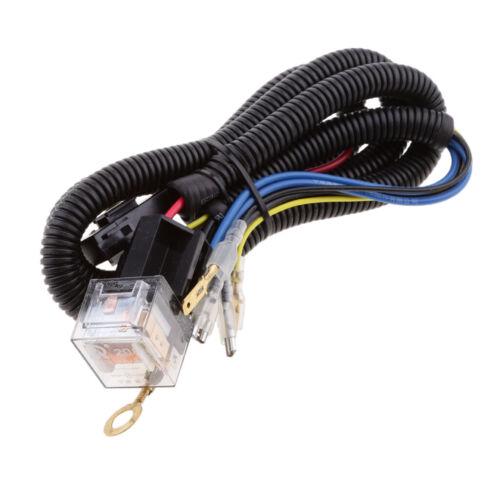 Elettrico Corredo Cablaggio Corno Per Tono Blast Supporto Griglia
