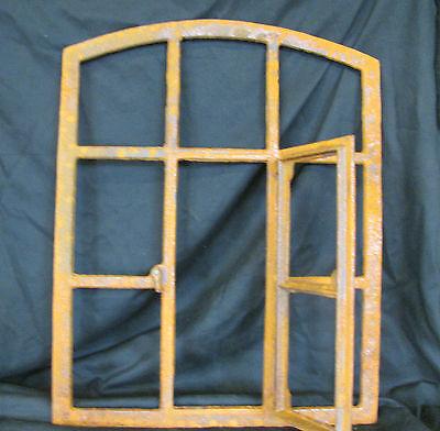 KöStlich Angebot !! Gussfenster, Stallfenster, Eisenfenster Mit Tür, Lüftung 57cm X71,5cm