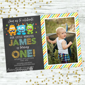 MONSTER-1ST-BIRTHDAY-PARTY-SUPPLIES-FIRST-BIRTHDAY-PARTY-INVITATIONS-INVITES