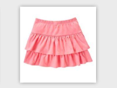 NWT Girl/'s Gymboree Hop n/' Roll pink flower skorts skirt ~ 4 5 6 7 10 FREE SHIP!