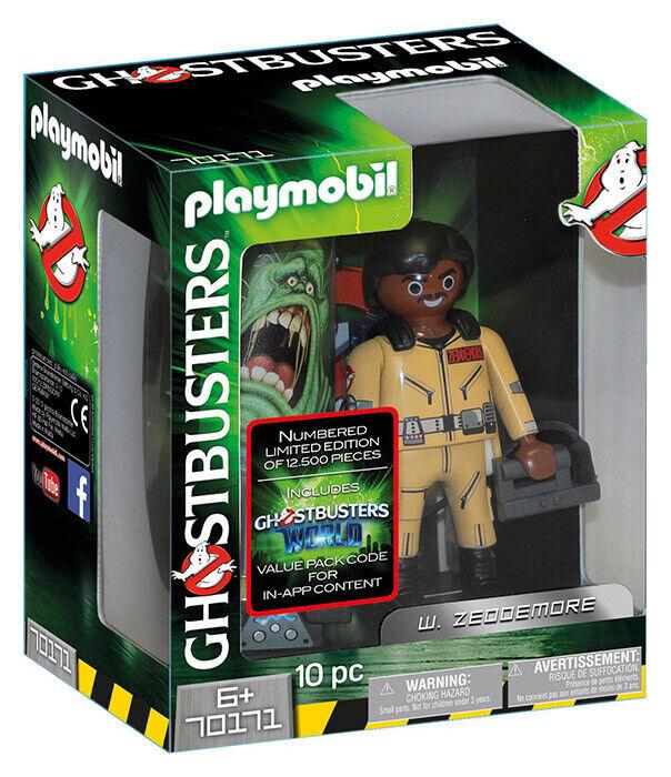 PLAYMOBIL Ghostautobusters Col.Ed. W. Zeddemor 70171 PLAYMOBIL