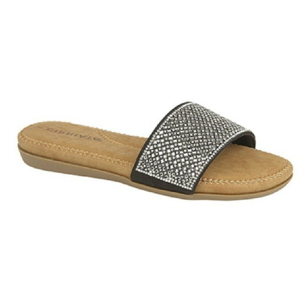 Ladies Summer shoes and Sandals CIPRIATA LAURA Textile