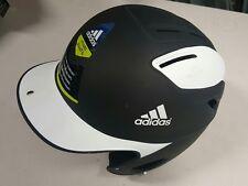 Adidas Phenom Batting Helmet Sz 6 3/8 - 7 3/8 Black (R7SM)