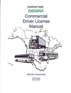indiana drivers permit manual
