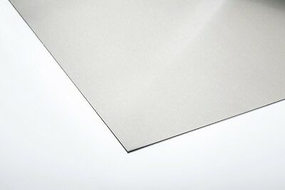 Glattblech aus Aluminium Stärke 3,0 mit Zuschnitt nach Maß