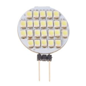 24-SMD-LED-G4-lumiere-de-tache-Lampe-Ampoule-reel-Blanc-DCue2V-L9W3-5N