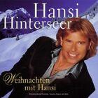 """HANSI HINTERSEER """"WEIHNACHTEN MIT HANSI"""" CD NEUWARE"""