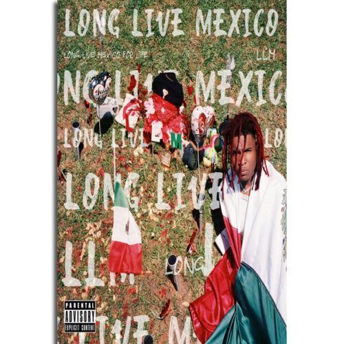 G313 Anybody Lil Keed Lil Duke Hot Album Hip Hop Rap Art Poster