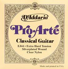 DAddario Pro Arte Guitar Strings Extra Hard
