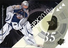 Pekka Rinne 10/11 SPX Hockey #54
