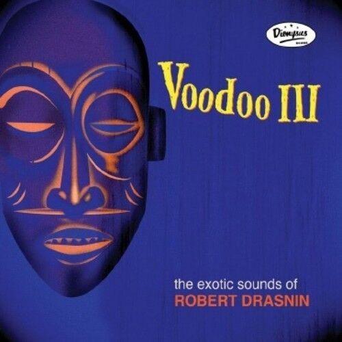 Robert Drasnin - Voodoo Iii [New CD]