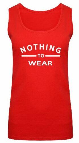 Mujeres Damas Mujeres Eslogan Estampado T SHIRT /& Chaleco de Moda Verano Camiseta sin mangas