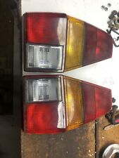 Volkswagen Quantum Rear Tail Lights For Wagon 1986 1987 Syncro Authentic Hella
