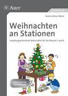 Weihnachten an Stationen 3-4 von Heinz-Lothar Worm (2015, Geheftet)