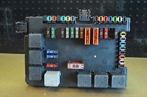 07 09 w221 mercedes s550 cl550 rear sam fuse relay box module oem 2215451401 ebay