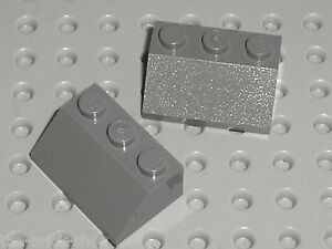 LEGO DkStone Slope Brick ref 3038 / Set 4896 7258 4504 7255 4995 7705 4955 ...