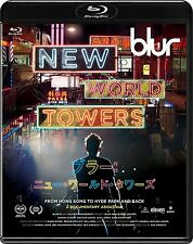 blur:NEW WORLD TOWERS Blu-ray Subtitle-Japanese Region=Free JAPAN #With tracking