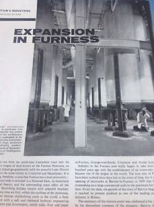Ephemera-1962-Article-Glaxo-Laboratories-Ulverston-Furness-M485