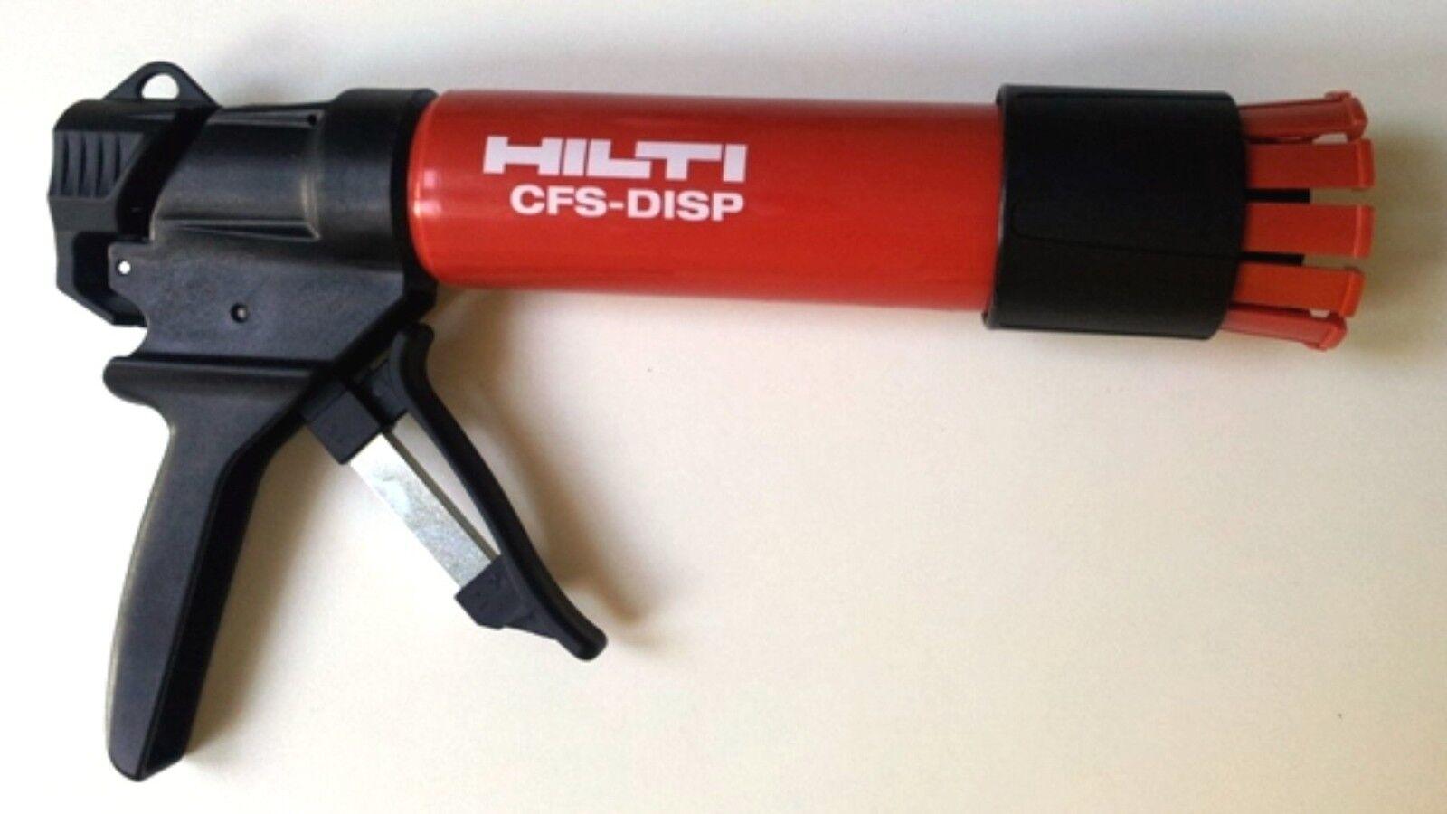 HILTI Silikon - Acryl - Auspressgerät CFS-DISP Kartuschenpresse Dispencer