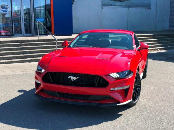 Ford Mustang 5,0 V8 GT Fastback aut. billede 1